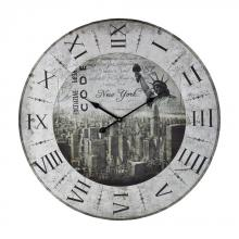 Sterling Industries 118-037 - New York, New York Clock