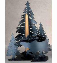 Meyda Tiffany 22361 - Moose on the Loose Candle Holder