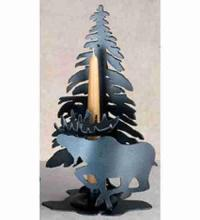 Meyda Tiffany 23090 - Moose on the Loose Candle Holder