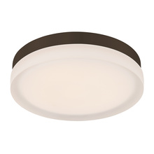 WAC US FM-4109-30-BZ - SLICE FLUSH MOUNT 9INCH ROUND BZ FINISH